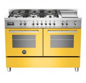 Bertazzoni PRO120-6G-MFE-D-GIT Professional Series 120cm Range Cooker