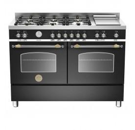 Bertazzoni HER120-6G-MFE-D-NET Heritage Series 120cm Range Cooker