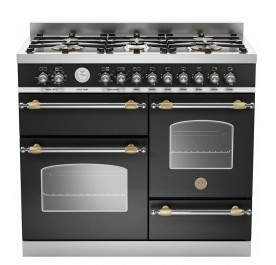 Bertazzoni HER1006MFETNET Heritage Series 100cm Range Cooker