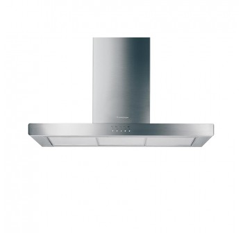 Ariston HB9F2-IX Chimney Hood - (Display Clearance)