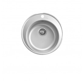 Teka Prestige Centroval Stainless Steel Sink - (Display Clearance)