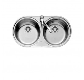 Teka Prestige DR-80-2B Stainless Steel Sink - (Display Clearance)