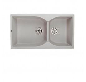 Ausco ONXY-XII-9S-302-01-02 Granite Sink - (Display Clearance)
