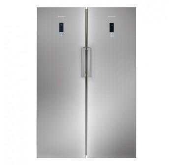 Brandt BFL584YNX+BFU584YNX Refrigerator