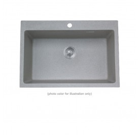 Smith GNS785323B 1-Bowl Granite Sink