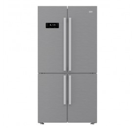 Beko GN1416231ZX 4-Door Refrigerator (626L Side-by-Side Fridge-Freezer)