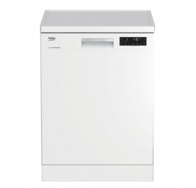 Beko DFN28R22W 14-Place Settings Dishwasher (Freestanding)