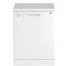 Beko DFN05R10W 12-Place Settings Dishwasher (Freestanding)