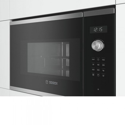 Bosch BEL554MS0B 25L Built-In Microwave Oven