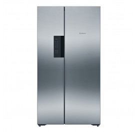 Bosch KAN92VI35O 2-Door Refrigerator (604L Side-by-Side Fridge-Freezer)
