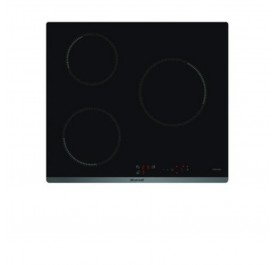 Brandt BPI6310B 3-Cooking Zone Induction Hob