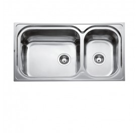 Teka Inoxteel-2B Stainless Steel Sink
