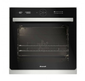 Brandt BXP6577XS 73L Pyrolytic Built-In Oven