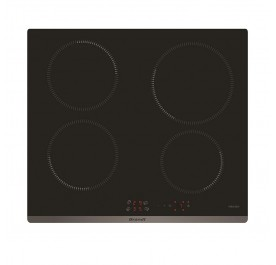 Brandt BPI6410B 4-Cooking Zone Induction Hob