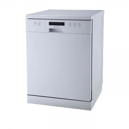 Brandt DFH13217W 13-Place Settings Freestanding Dishwasher