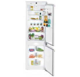 Liebherr SICBN3356 2-Door Refrigerator (242L Full Integrated Built-In Fridge-Freezer)