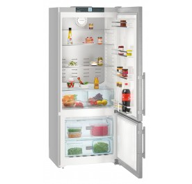 Liebherr CNPef 4516 2-Door Refrigerator (413L Bottom Mount Fridge-Freezer)