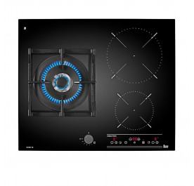 Teka IG 620 1G AI AL DR CI BUT Hybrid Hob (Gas + Induction)