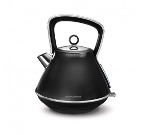 Morphy Richards 100105 Evoke Core Pyramid Kettle - Black