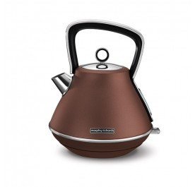 Morphy Richards 100101 Evoke Special Edition Pyramid Kettle - Bronze