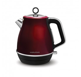 Morphy Richards 104408 Evoke Core Jug Kettle - Red