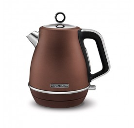 Morphy Richards 104402 Evoke Special Edition Jug Kettle - Blue Steel