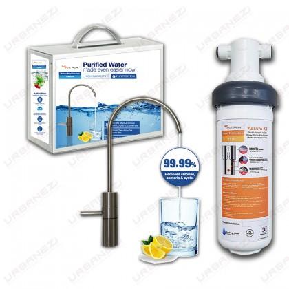 Intrix Assure SAX6 Undersink Water Purification Direct Drinking System