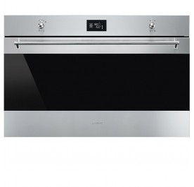 Smeg SF9390X1 Classica 90cm 115L Built-In Oven