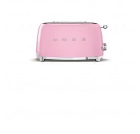 Smeg TSF01PK 50's Retro Style Toaster (Pink)