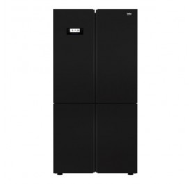Beko GN1416233ZGB 4-Door Refrigerator (626L Side-by-Side Fridge-Freezer)