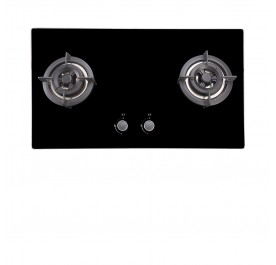 [TRADE-IN] Lebensstil LKGH-8502MB 2-Burner Gas Hob