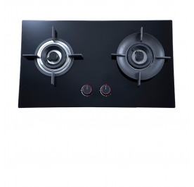[TRADE-IN] Lebensstil LKGH-8602MB 2-Burner Gas Hob