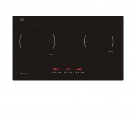 Lebensstil LKIH-7122W 2-Cooking Zone Induction Hob - (Display Clearance)