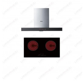 [Duo] Robam A810 Chimney Hood + W211 Ceramic Hob