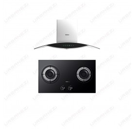 [Duo] Robam A812 Chimney Hood + B920 Gas Hob