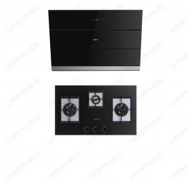 [Duo] Robam A866 Chimney Hood + B394 Gas Hob