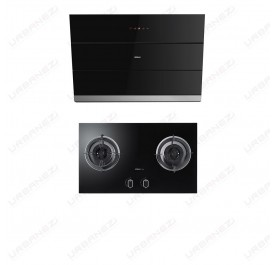 [Duo] Robam A866 Chimney Hood + B928 Gas Hob