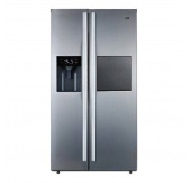 Teka NFM 680X 2-Door Refrigerator (585L Side-by-Side Fridge-Freezer)