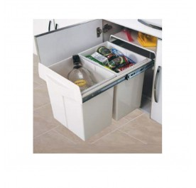 Removable Pull-Out Waste Bin (PVC)