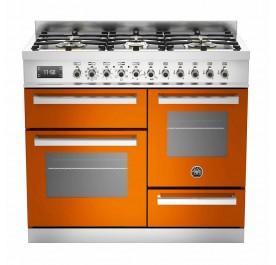 Bertazzoni PRO1006MFETART Professional Series 100cm Range Cooker