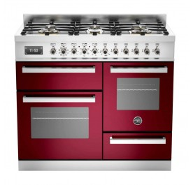 Bertazzoni PRO1006MFETVIT Professional Series 100cm Range Cooker