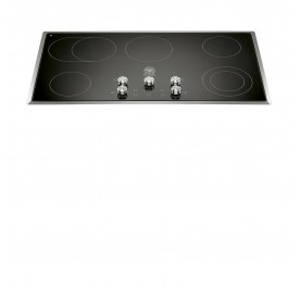 Bertazzoni La Germania P90CD9X/12 Futura Series 90cm 5-Cooking Zone Ceramic Hob