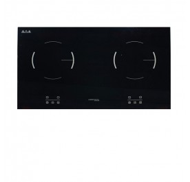 Lebensstil LKIH-P7220H 2-Cooking Zone Induction Hob
