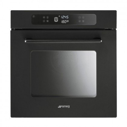 Smeg F610AN Marc Newson 68L Built-In Oven (Black)