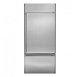 "GE Monogram ZICS360NRRH 36"" Built-In Bottom Freezer Refrigerator"
