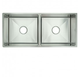 Gold Flag GFS-9645 Undermount Double Bowl Stainless Steel Sink