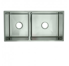 Gold Flag GFS-8645 Undermount Double Bowl Stainless Steel Sink