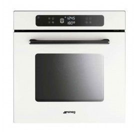 Smeg F610AB Marc Newson 68L Built-In Oven (White)