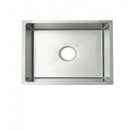 Gold Flag GFS-6545 Undermount Single Bowl Stainless Steel Sink