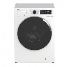 Beko WTE12745X0D 12kg Front Loading Washing Machine (Prosmart Inverter Motor)